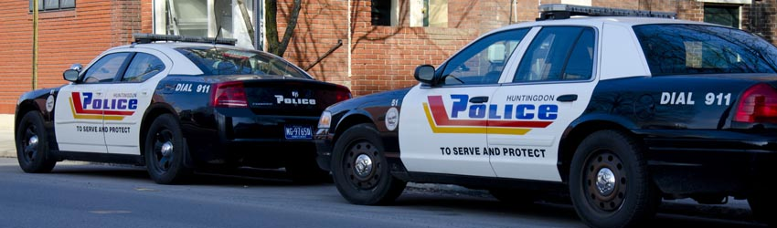 Huntingdon Police Dept