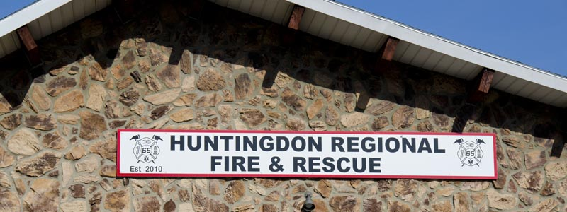 Huntingdon Regional Fire & Rescue